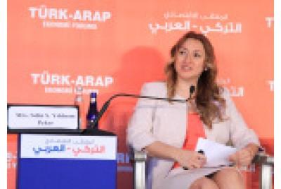 Turk-Arab Sağlık Forumu Kasım 2013 İstanbul